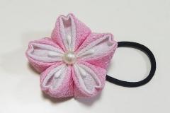 Cherry blossom Hair tie